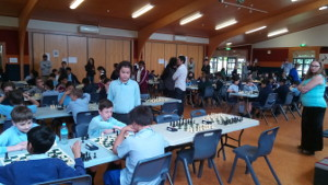 Auckland Catholic Primary Schools Chess Competition