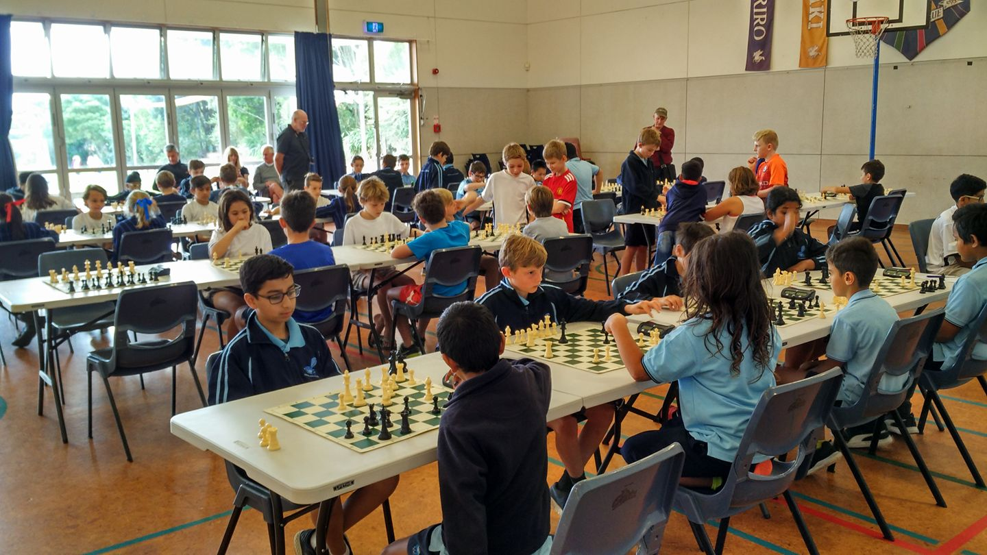 Central Auckland Primary Round 2