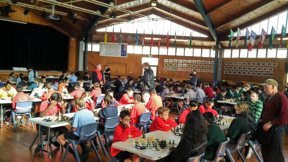 Central Auckland Intermediate and Secondary Round 1