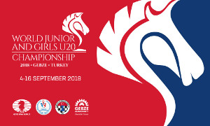 World Junior and Girls U20 Chess Championship 2018