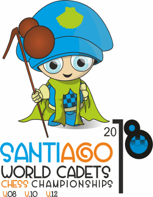 Santiago World Cadets Chess Championships 2018 mascot