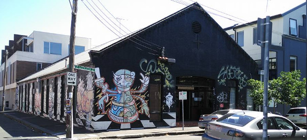 Melbourne Chess Club exterior