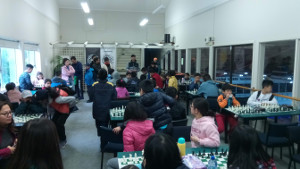 Summit Junior Chess Rapid 18th August 2019 players meeting