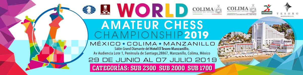 World Amateur Chess Championship 2019