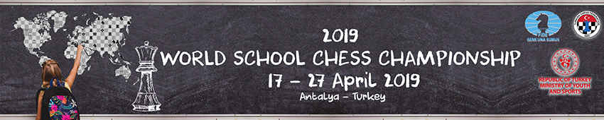 World Schools Chess Championship 2019