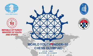 World Youth Under 16 Chess Olympiad 2019