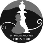 Mount Maunganui RSA Chess Club logo