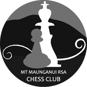 Mount Maunganui RSA Chess Club logo