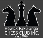 Howick Pakuranga Chess Club logo