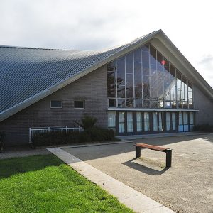Mt Albert War Memorial Hall exterior photo