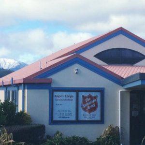 Salvation Army Kapiti Corps exterior