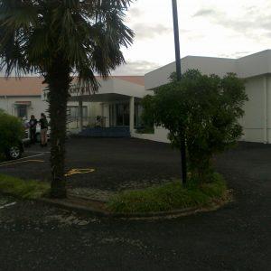 Bay of Plenty Masonic Centre exterior