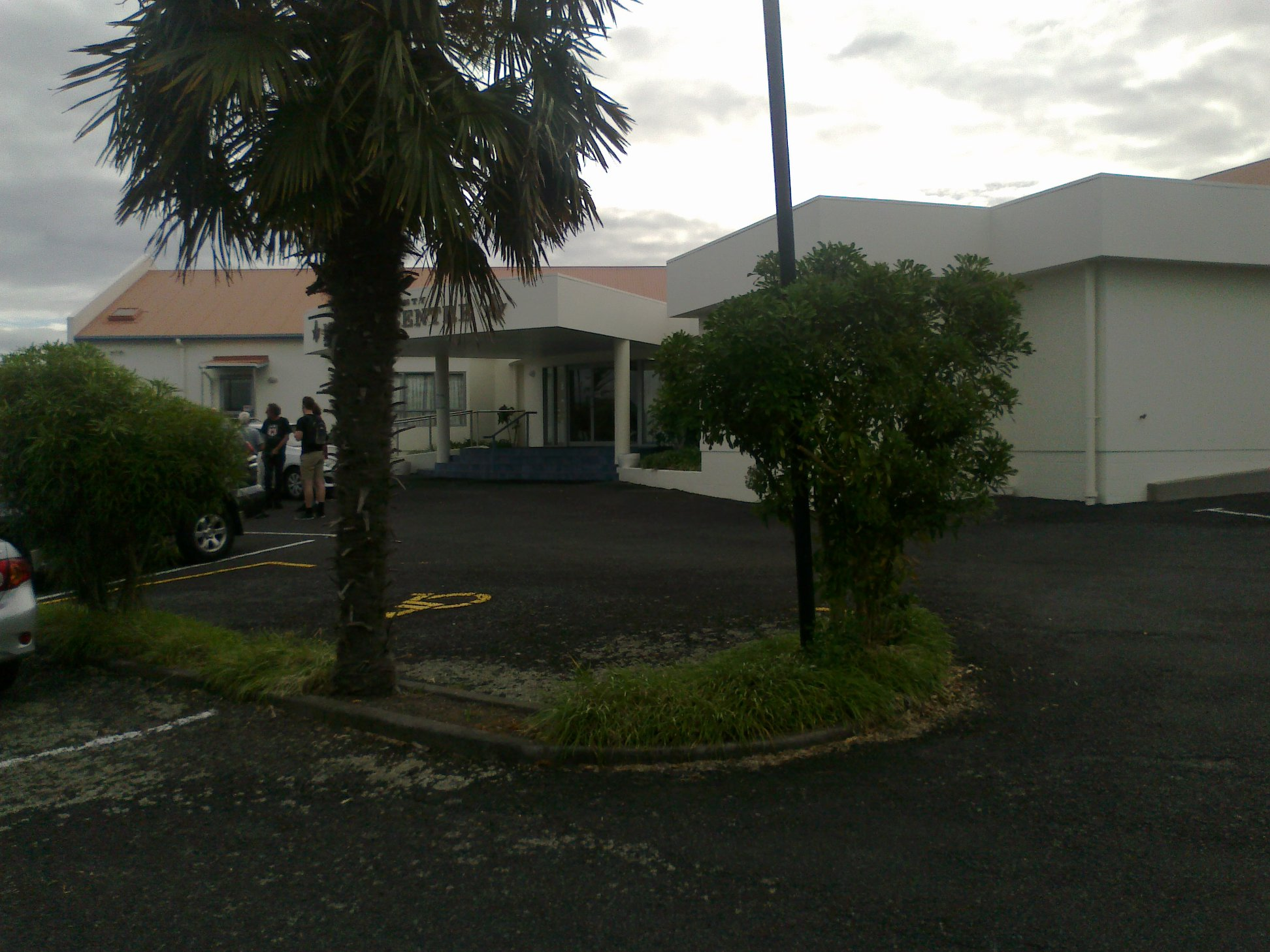 Bay of Plenty Masonic Centre exterior