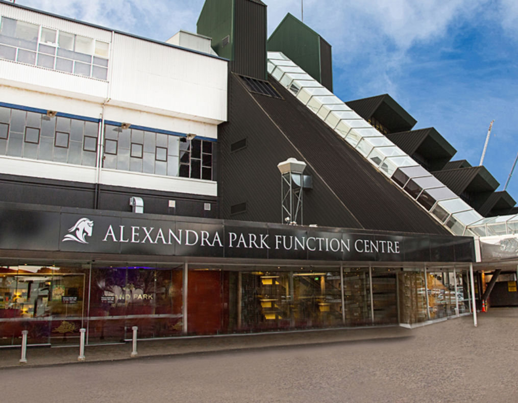 Alexandra Park exterior view
