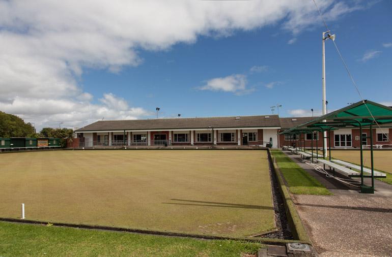 Papatoetoe Hunters Corner Bowling Club exterior
