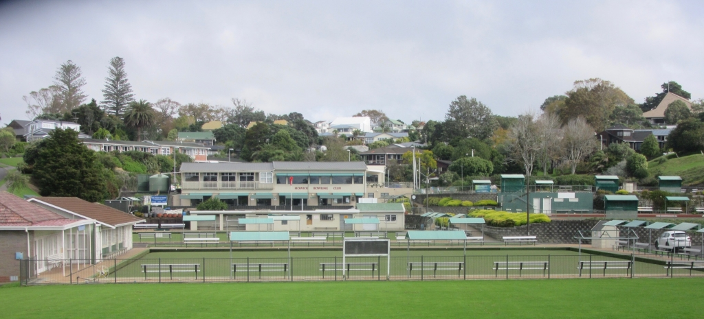 Howick Bowling Club exterior view