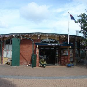 Howick Information Centre exterior