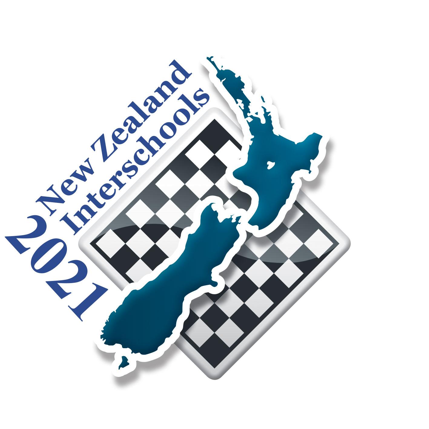 NZCF Interschools 2021 logo