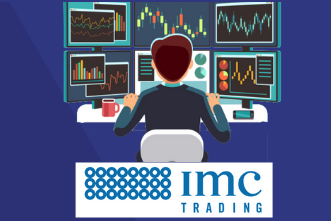 AUCA IMC Trading tournament banner