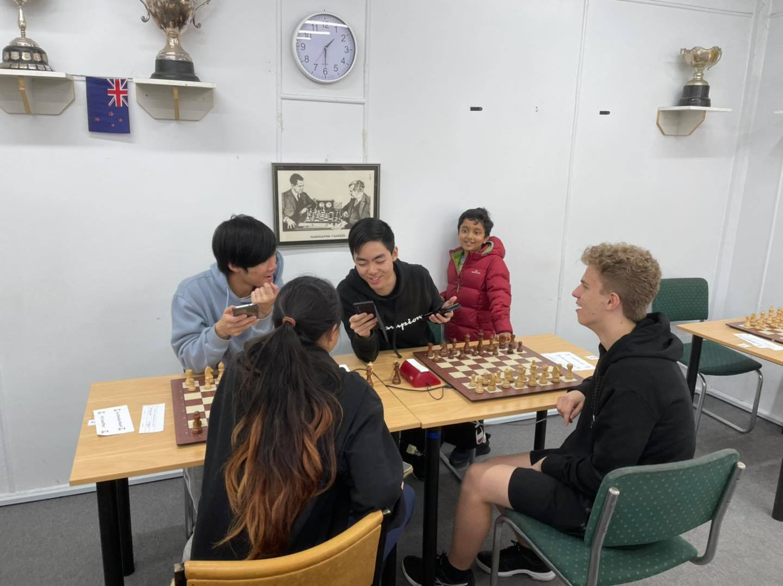 Between Tournaments at Auckland May Weekender 2021