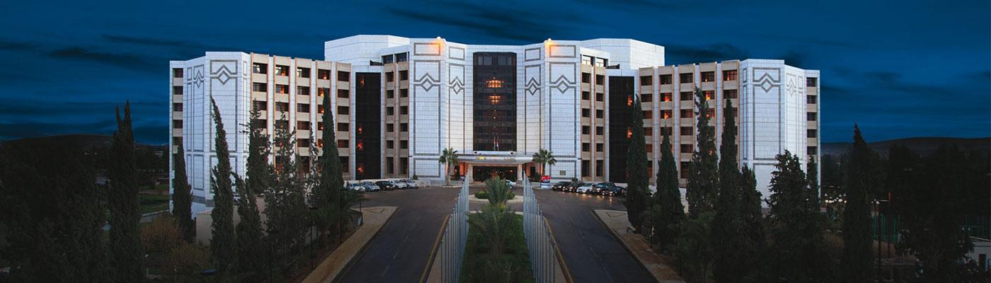 Ebla Hotel and Omayad Palace photo